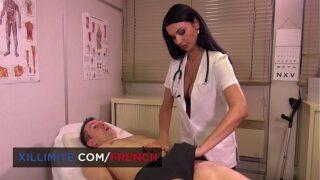 Ania Kinski big boobs doctor